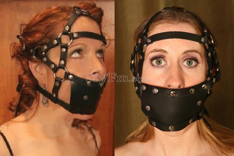 Strengthen Gag with Mouth-Muffle Special Price:$15.50 SKU sma816