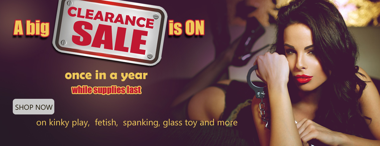 Blowout price! Almost free! Final summer clearance sale is on.